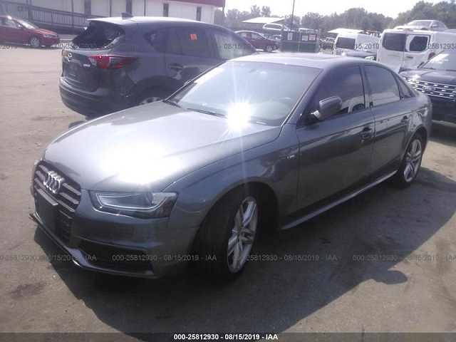 Audi A4 Premium S-line 2016