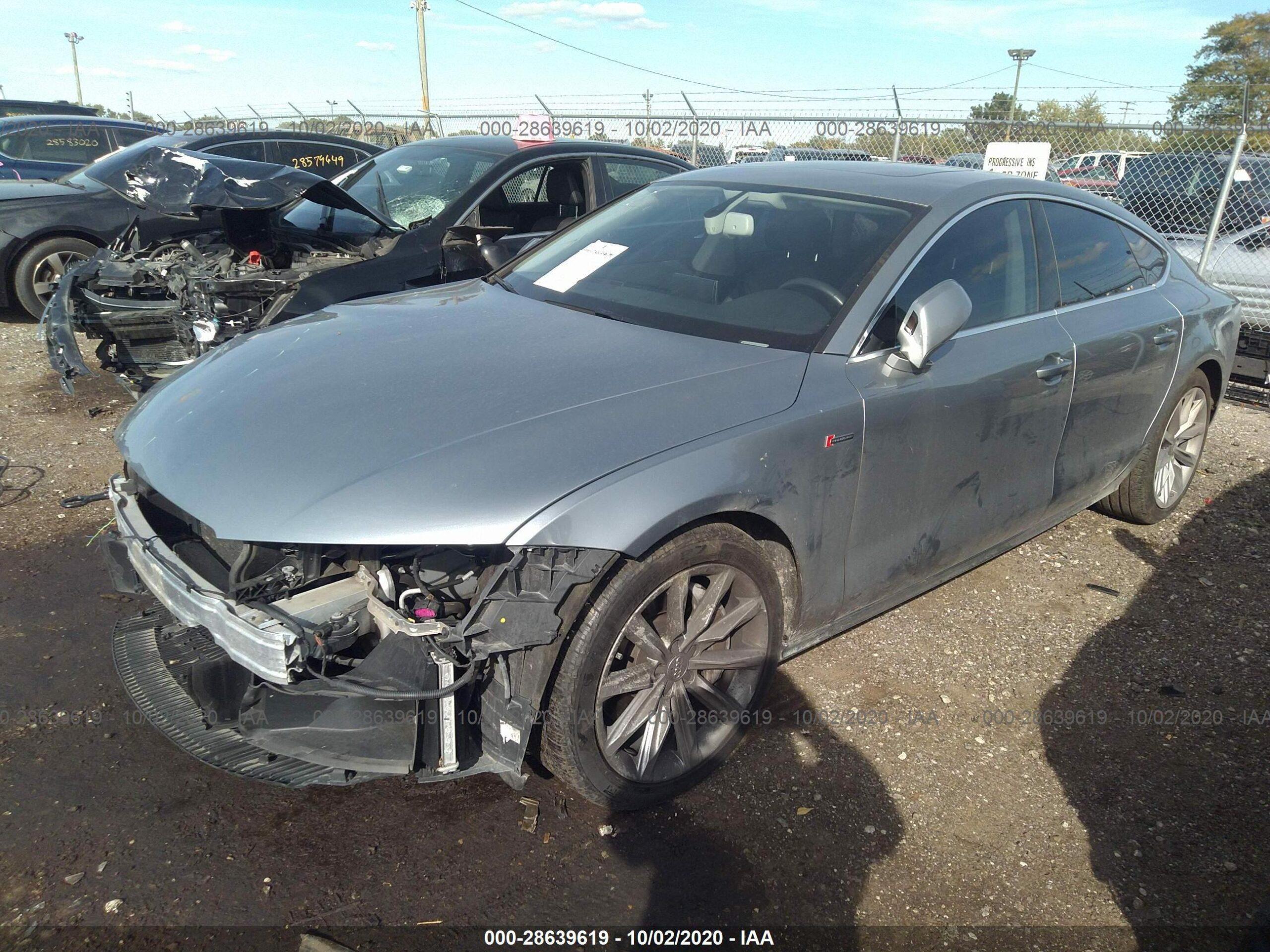 Audi A7 Premium Plus